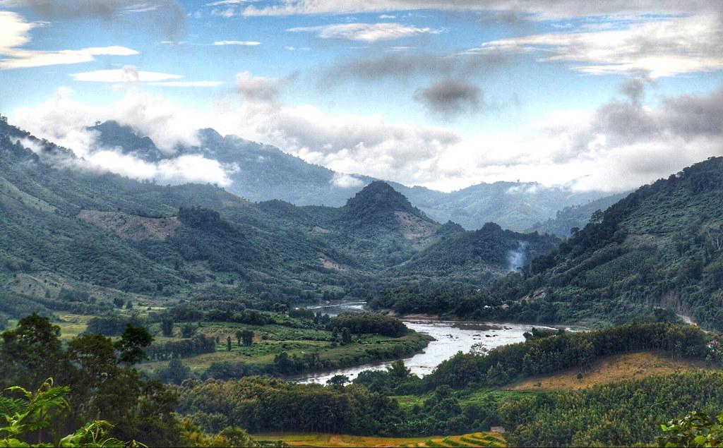Nature in Laos
