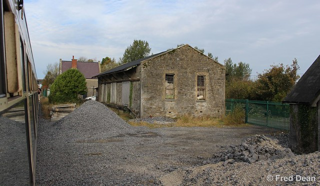 Geashill Station.