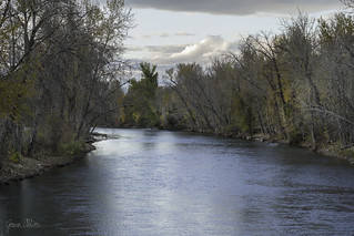Afternoon river
