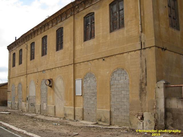 Antigua Estación de Renfe de LLIRIA (Valencia)