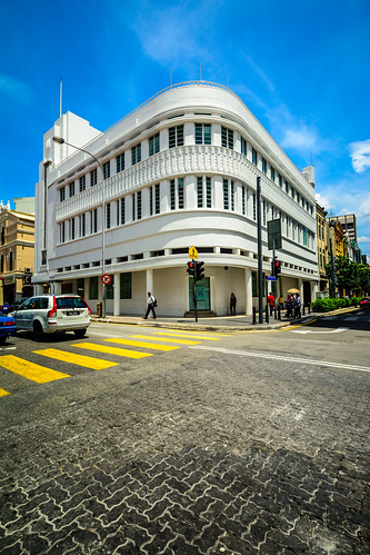 Former OCBC Building of KL