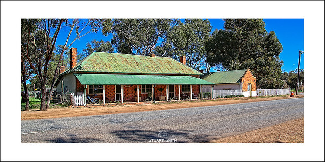 Bygrave's Cottage, Great Southern Highway, York, Western Australia