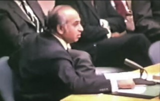 Z A Bhutto's outburst in the UN - 15 December 1971 - For serious students of history only | by Doc Kazi