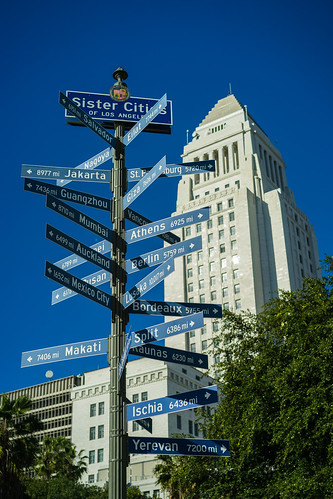 Los Anglese Sister Cities | by Mark Fischer