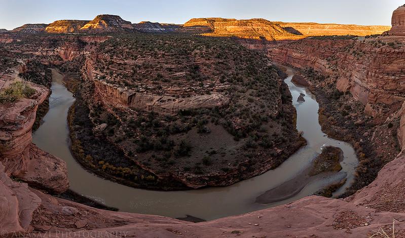 Dolores River Bend