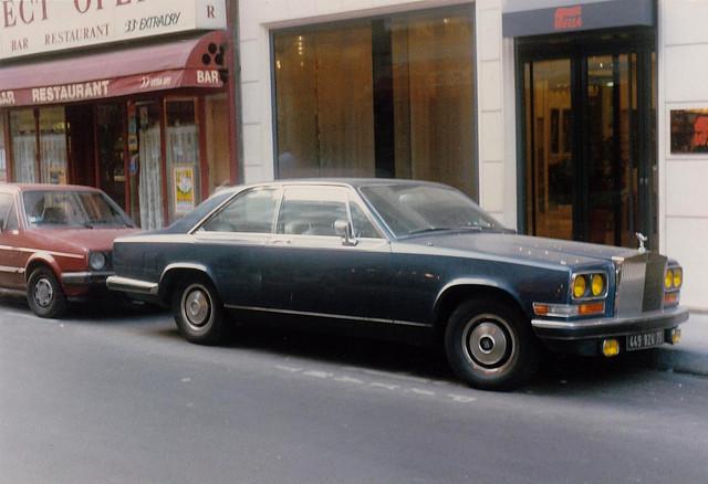 Rolls Royce Camargue Paris 1991a