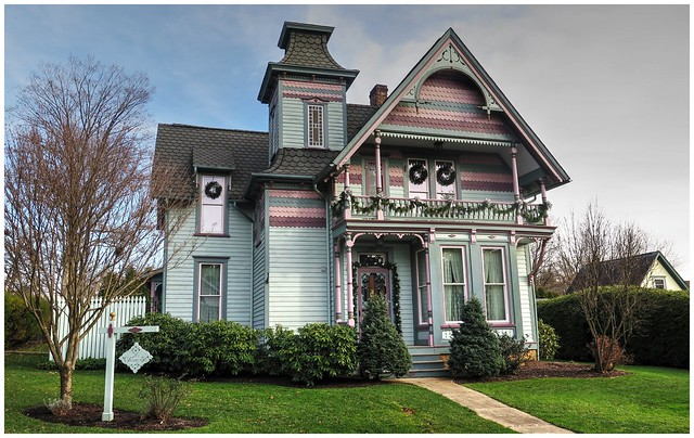 Victorian Home @ Brookville, PA
