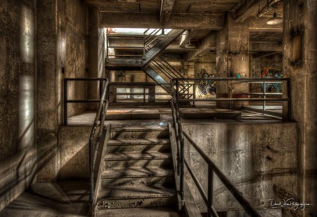 Inside Seaholm Power Plant, Austin