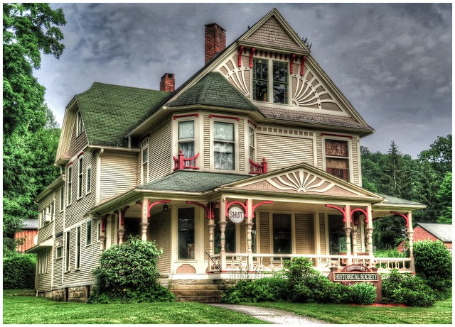 Victorian Forest County Historical Society @ Tionesta, Pa