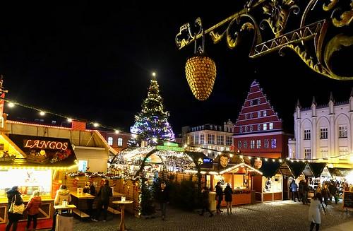 Weihnachtsmarkt Greifswald - re up / new 2019