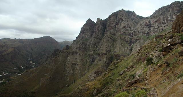 panoramica Bajada de la Rama Isla de Gran Canaria Islas Canarias 16