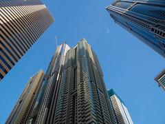 Dubai Marina, Residential Towers