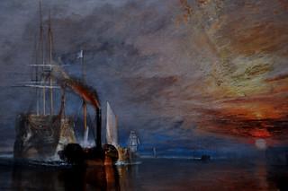 Turner, William The Fighting Temeraire / el navio Temerario