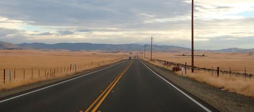 California State Route 140 Between Merced and Mariposa, California