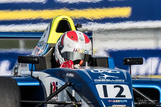 Moi De La Vara, US F4 Championship