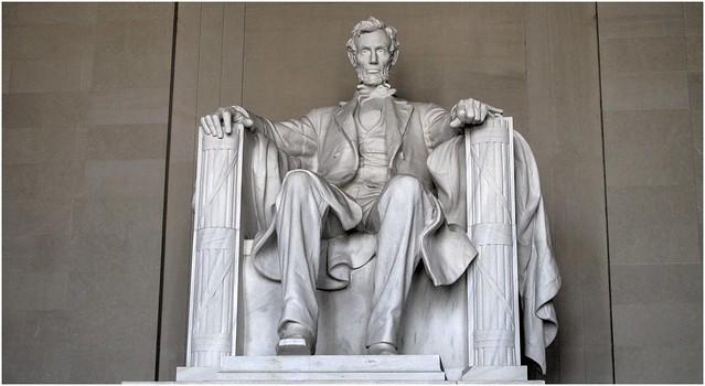 Lincoln Memorial @ Washington DC