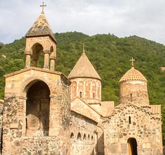 Dadivank Armenian Monastery