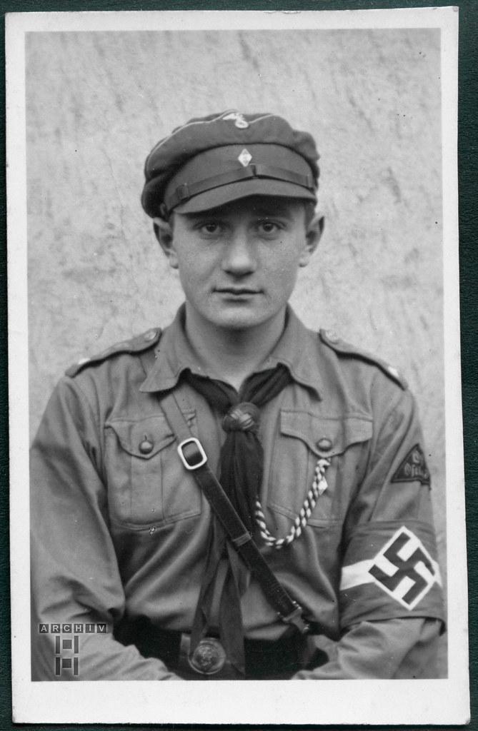 Archiv D253 Hitlerjugend, 1930er