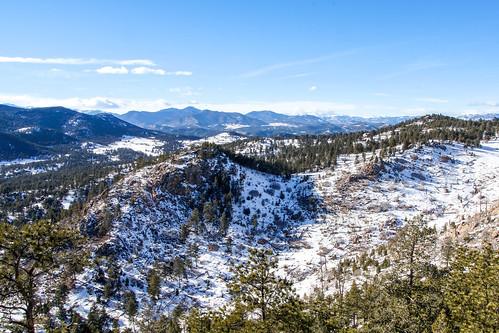 morrison colorado unitedstates us mountfalcon hiking snow landscape view scenic denver
