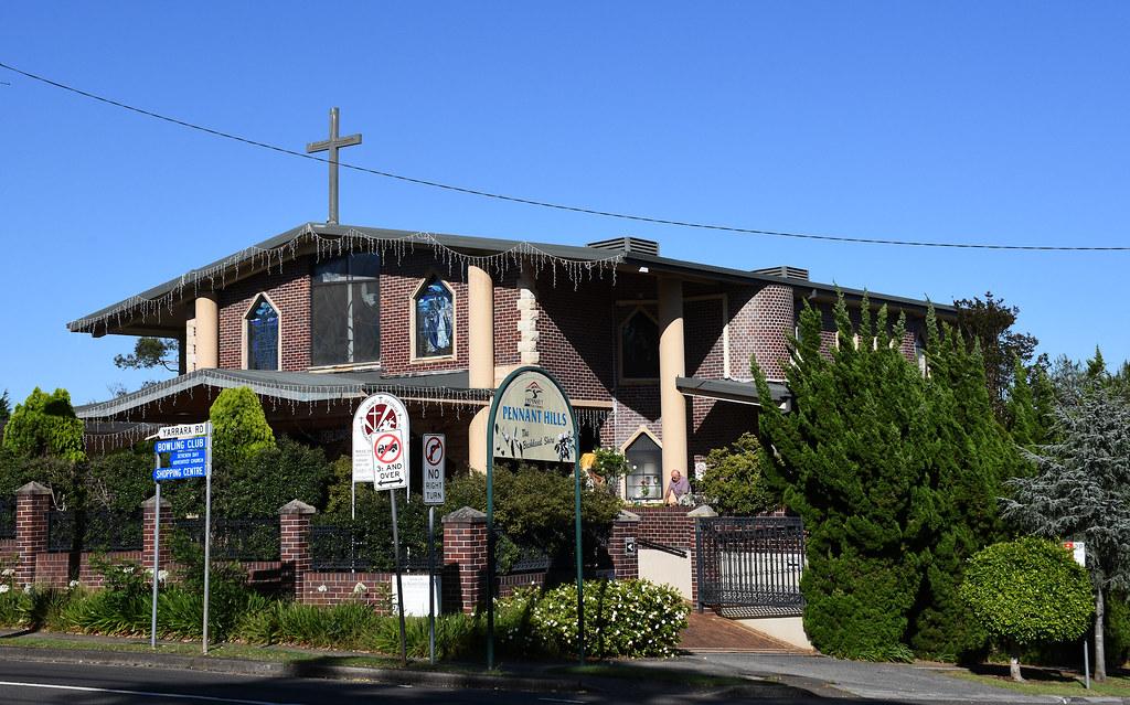 St George Maronite Catholic Church, Thornleigh, Sydney, NSW.