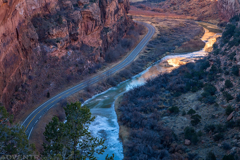Dolores River Canyon