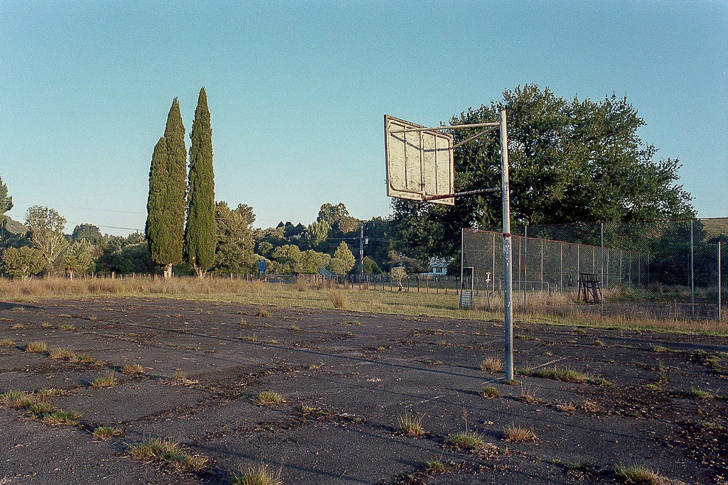 From the series 'On And Around The Volcanic Plateau'.