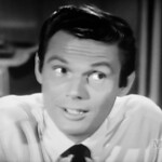 Adam West on 77 Sunset Strip TV Show NYC 4637