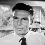 Adam West on 77 Sunset Strip TV Show NYC 4643