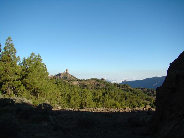 Senderismo Gran Canaria Llanos de la Pez Cruz Grande 03