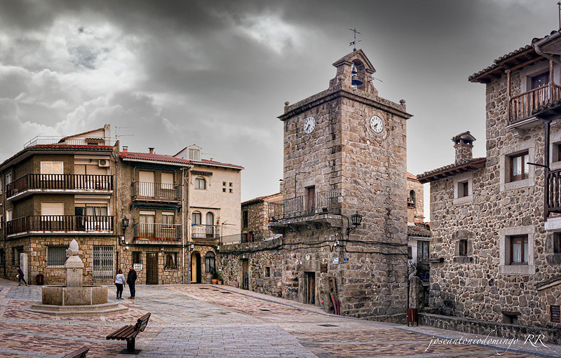 Plaza Mayor de Piedralaves