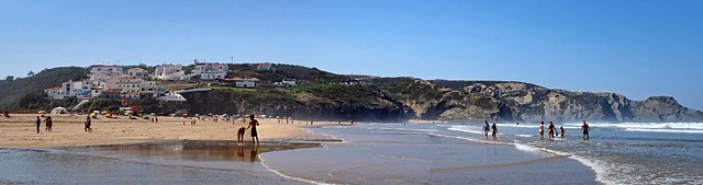 Pan-Praia de Odeceixe 2017, Portugal
