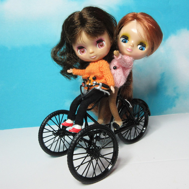 BaD 3 June 2020: Bicycle and a Half