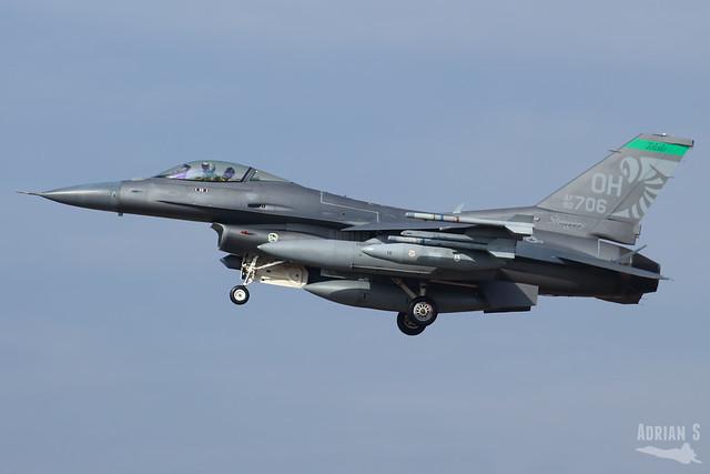 90-0706 F-16CM Fighting Falcon | ETAD/SPM | 06.03.2018