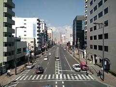 Tosabori-dori, Osaka