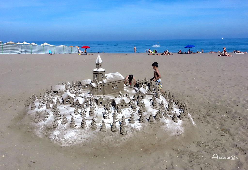 Arte y arena
