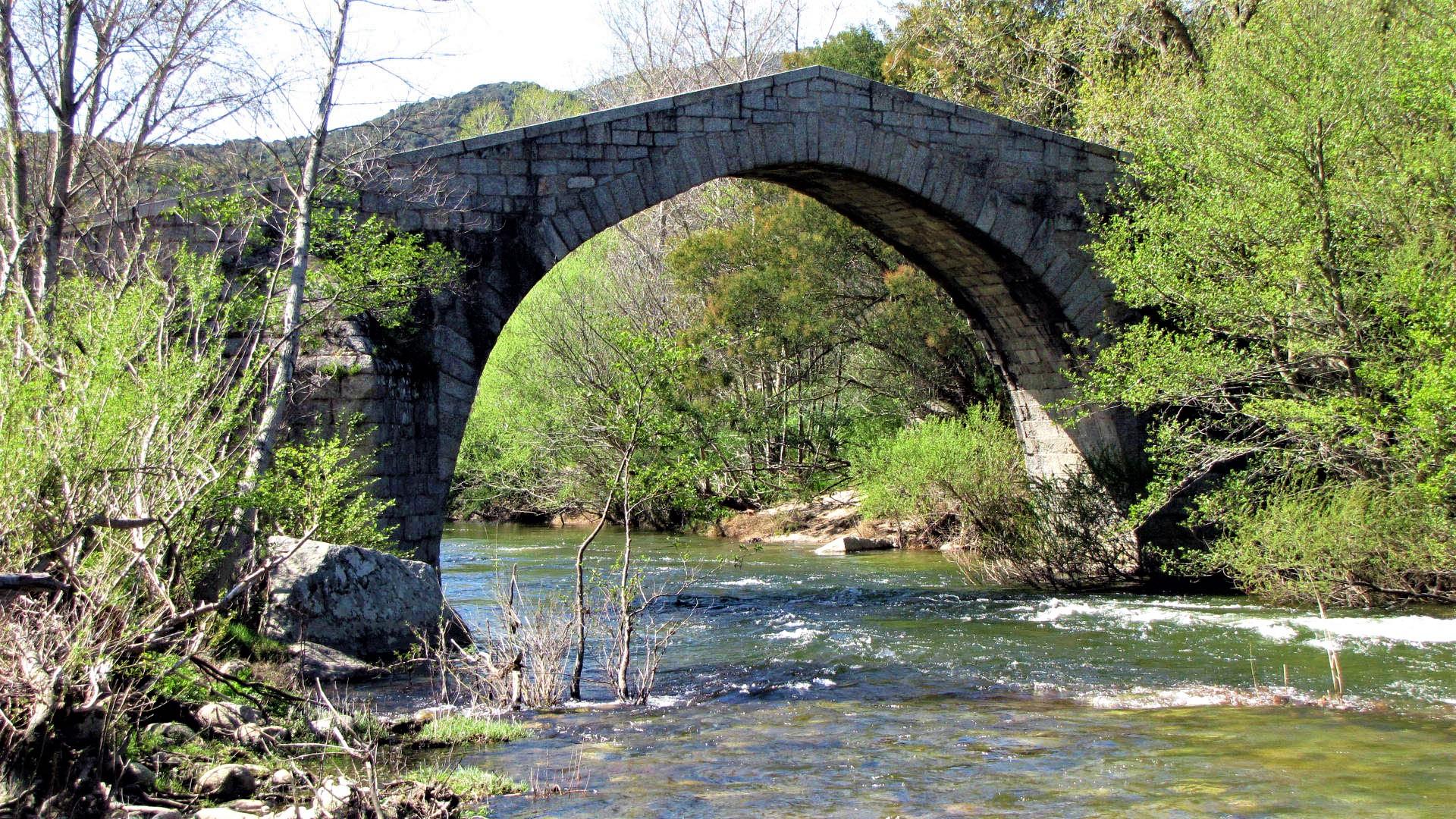 Genoese bridge - Spin'a Cavaddu