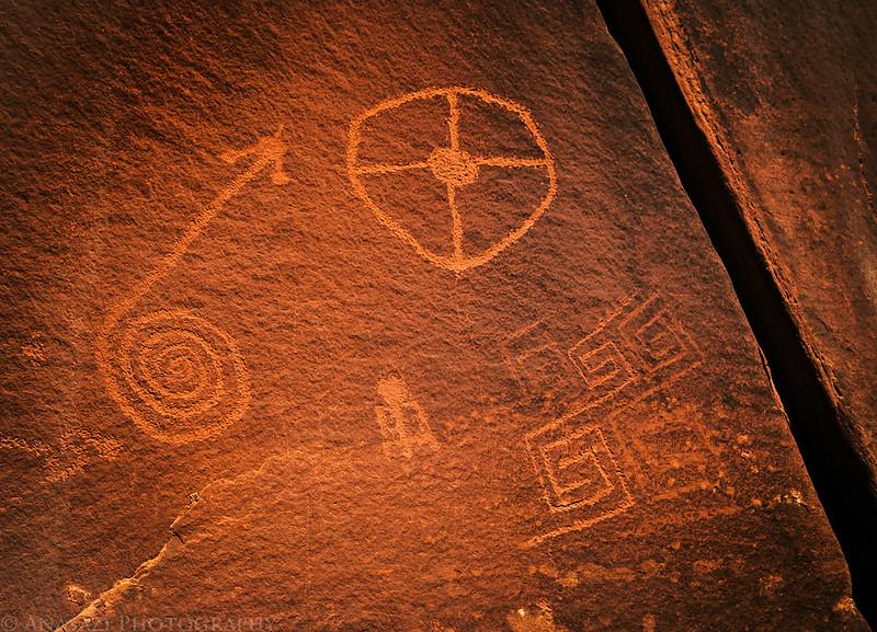 Vermilion Petroglyphs