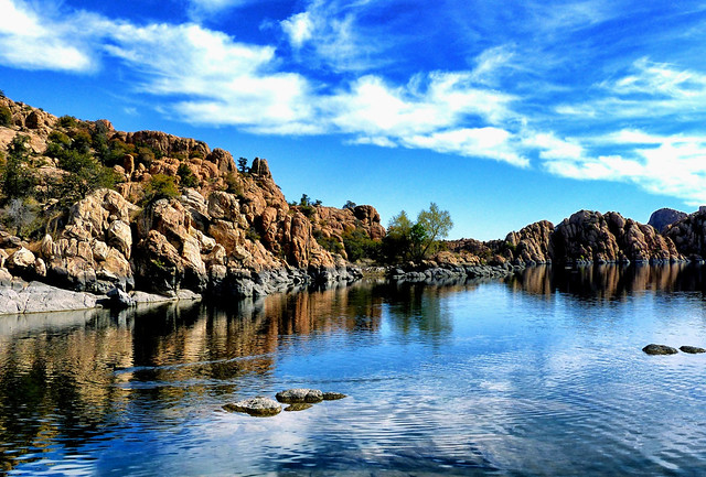 beautiful Watson Lake