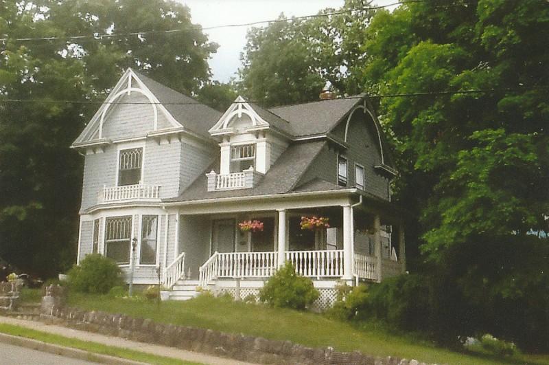 House in Summertime