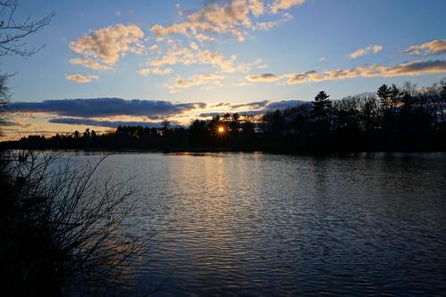 minefallspark nashua newhampshire sethjdeweyphotography a6300 sunset