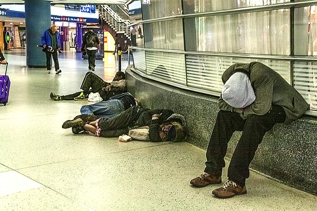 Penn Station on 4-30-16--Manhattan 3