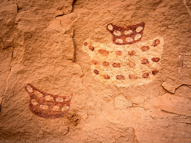 Polka-Dot Pictographs