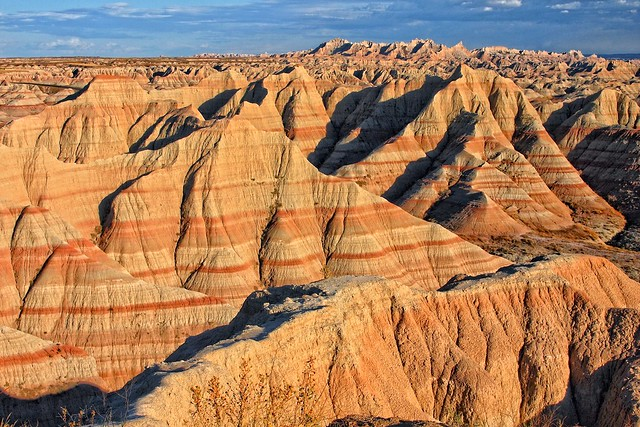 Badlands National Park in South Dakota **Explore**