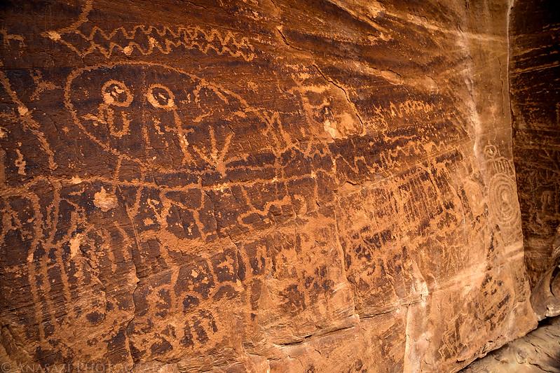 Older Petroglyphs