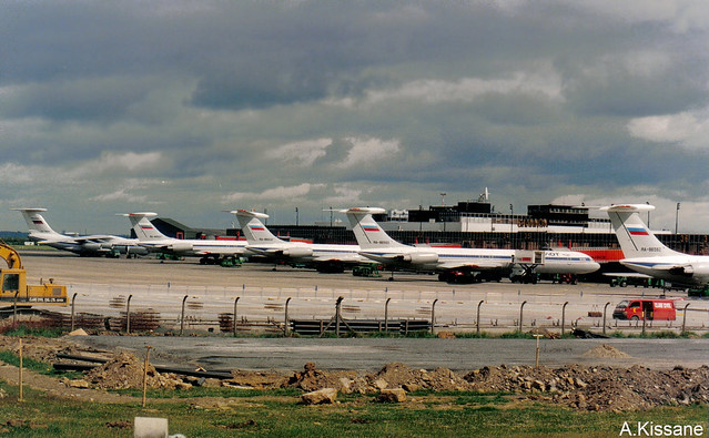 SHANNON AIRPORT 1994