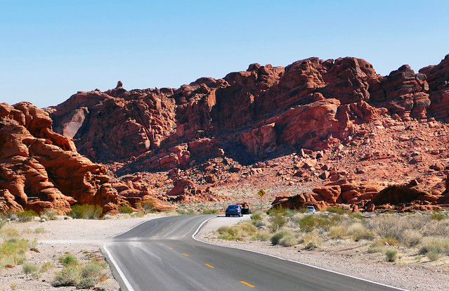 Valley of Fire State Park. Nevada.