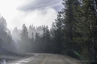 Around Mores Creek Summit