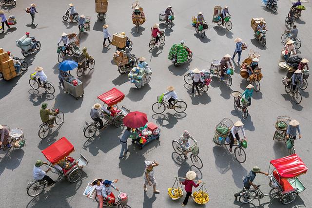 Fragments of Hanoi