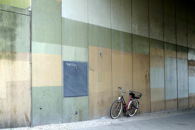 Produktplatzierung / Blissestraße / Wilmersdorf / 2015