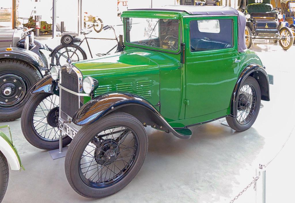 1929 BMW Dixi 3/15 PS Sportzweisitzer (DA 2)   BMW AG, BMW-W…   Flickr